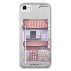 Capinha para celular Ramen Shop