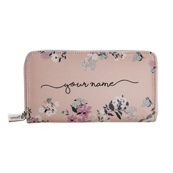 Custom Wallet - Lovely Floral