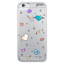 Heart Planets Phone Case