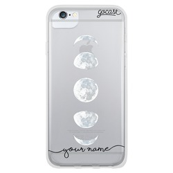 Moon Phases Blank Phone Case