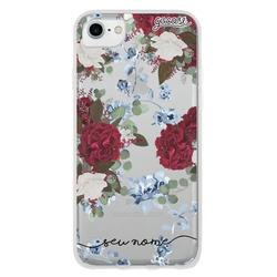 Capinha para celular Floral Vintage - Clean