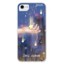 Capinha para celular Chuva de Estrelas