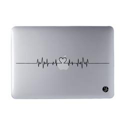 Laptop Case MacBook - Heartbeat