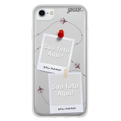 Capinha para celular Picture - World Trip Clean