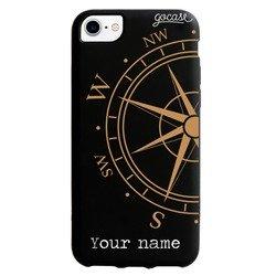 Black Case - Color Black - Bússola Phone Case