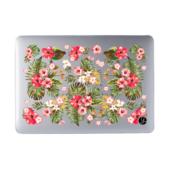 Laptop Case MacBook - Floral