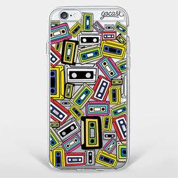 Capinha para celular Fitas Coloridas