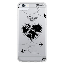 Always follow your heart Phone Case
