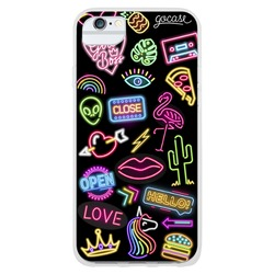 Neon signs Phone Case