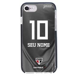 Capinha para celular Anti-Impacto PRO - São Paulo - Uniforme 3 (2019)