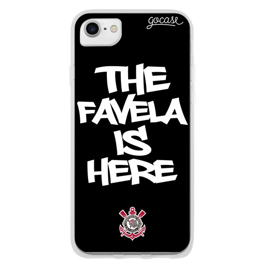 Corinthians - The Favela is Here