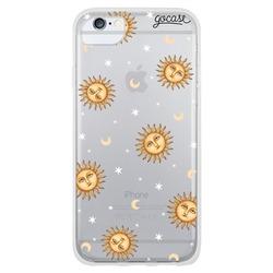 Sun and stars Phone Case