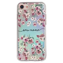 Capinha para celular Holo - Flores Rose