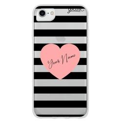 Hearts & Stripes Phone Case