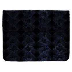 Capa para Notebook - Black Geométrico Personalizada