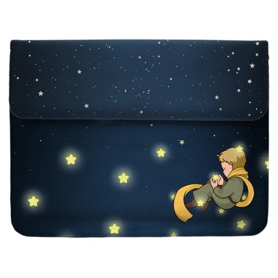 Case Clutch Notebook - Colecionador de Estrelas Manuscrita
