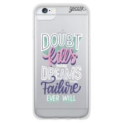 Failure and dreams Phone Case
