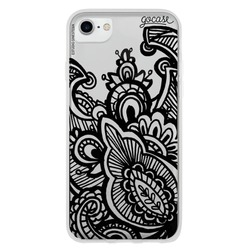 Leaves and Flowers Phone Case