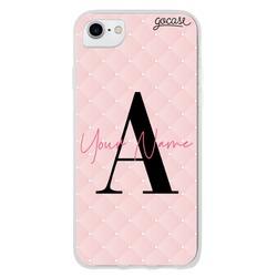 Initials Fancy Glam Phone Case