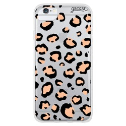 Animal Print - Orange Phone Case