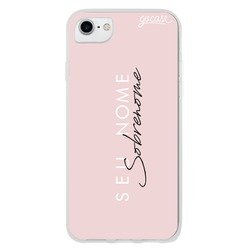 Capinha para celular FASHION GIRL PINK