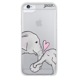 Elephant mom Phone Case