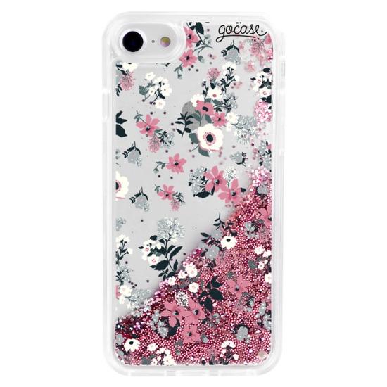 Capinha para celular Flow - Bem Floral