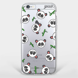 Panda Things Phone Case