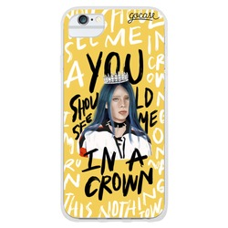 See me in my crown Phone Case