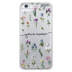 Tiny Flowers Handwritten Phone Case