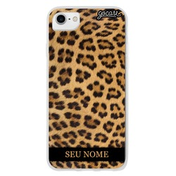 Capinha para celular Animal Print - Jaguar Customizável