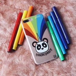 Capinha para celular Panda de Unicórnio