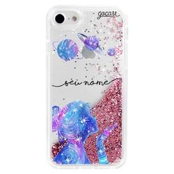 Glitter Flow - Stardust Handwritten Phone Case