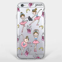 Capinha para celular Coisas de Bailarina