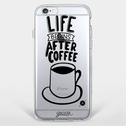 "Capinha para celular Case ""After Coffee"""
