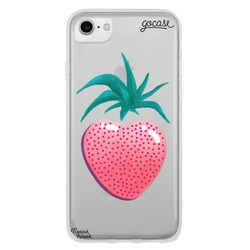 Heart Strawberry Phone Case