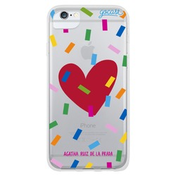 Funny heart Phone Case