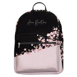 Mochila Gocase Bag - Classical Rosé Black