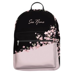 Mochila Gocase Bag Personalizada - Classical Rosé Black