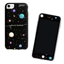 Kit Planets Handwritten (Skin Custom Black + Case)