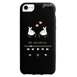 Black Case - Kpop Player Phone Case