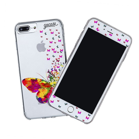 Kit Floating Butterflies (Skin Custom White + Case)