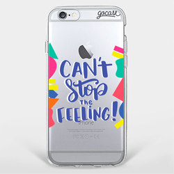 Capinha para celular Stop de Feeling