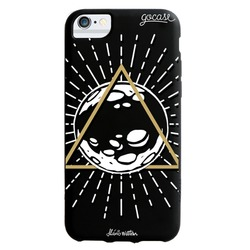 Capinha para celular Black Case - Lua Delta Color Black