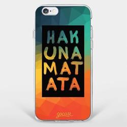 Capinha para celular Hakuna Matata