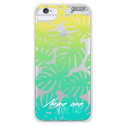 Tropical leaves custom - Summer Collection Phone Case