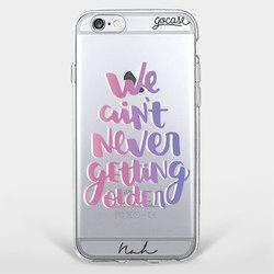 Capinha para celular Be Young by Nah Cardoso