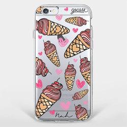 Capinha para celular Love Cream by Nah Cardoso