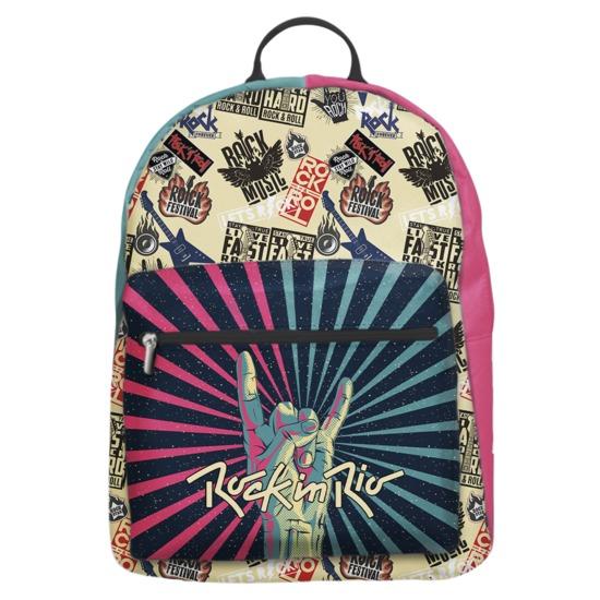 Mochila Gocase Bag - Rock It