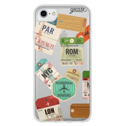 Trip Stamps Phone Case